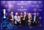 Launching La French Touch by Martel