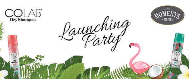 Colab Dry Shampoo Lauching Party