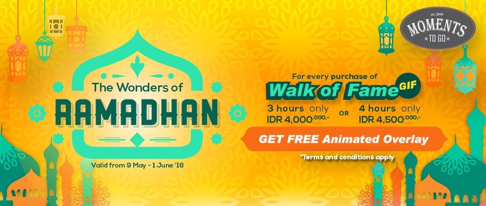 The Wonders of Ramadhan