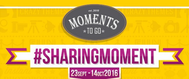 #SharingMoment Quiz