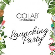 Colab Dry Shampoo Lauching Party