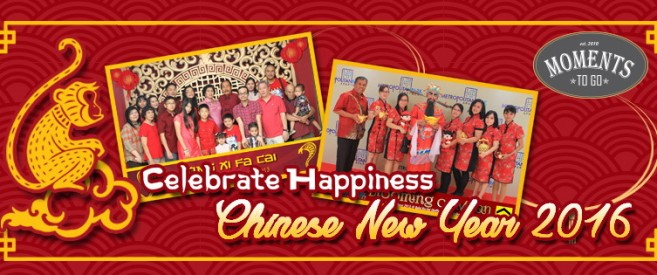 Chinese New Year with Moments To Go