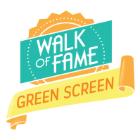 Walk Of Fame - Green Screen