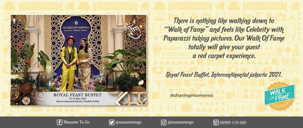Royal Feast Buffet